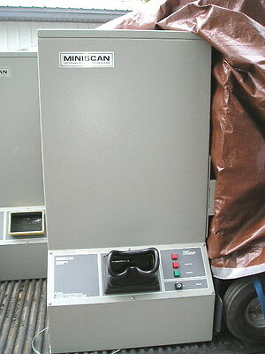 EG&G Miniscan Letter and Parcel Xray  Inspection System Model 01-0351