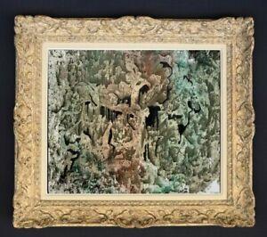 LILY-MASSON-1920-2019-Fille-du-peintre-Andre-MASSON-Oeuvre-Surrealiste-80