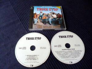 2xCD 20 Jahre Truck Stop - 1000 Meilen Staub Best of Greatest Hits