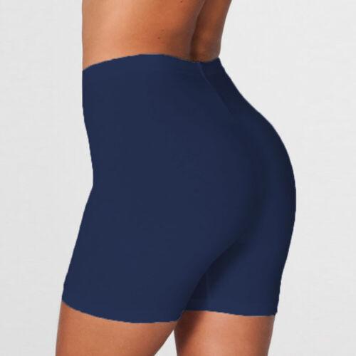 Womens Stretch Biker Bike Shorts Seamless Sports Yoga Fitness Leggings Pants