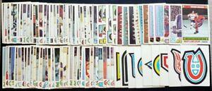 HUGE-LOT-OF-90-1977-78-O-Pee-Chee-Vintage-Hockey-Cards-OPC-No-Dups