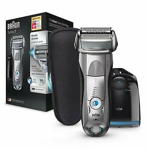 Braun-Series-7-7898-cc-Shaver-Electric-Man-with-Station-of-Cleaning