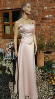 Bridesmaid Dress Veromia Baby Pink Party Prom Cruise Mother Bride Wedding 14