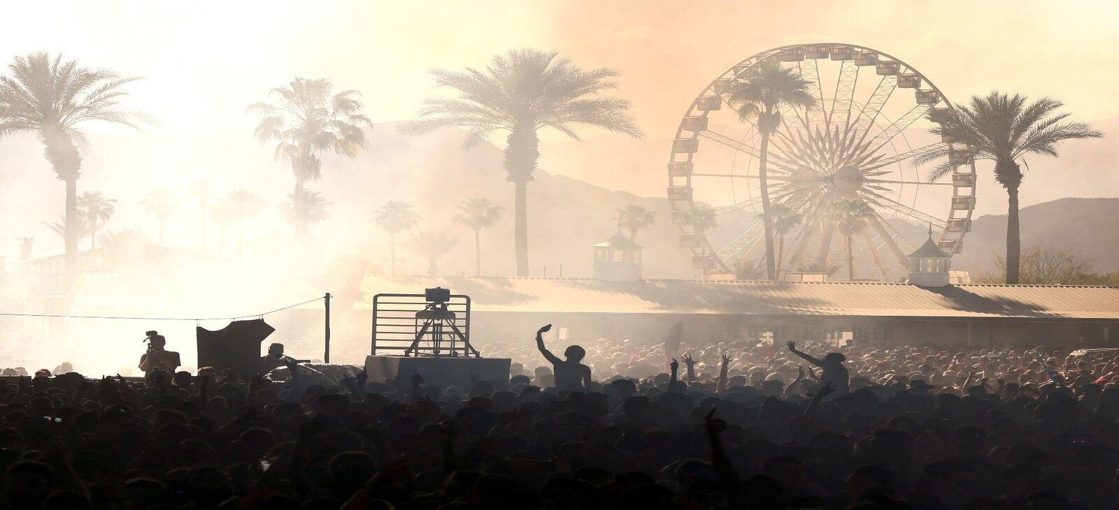 VIP Parking Passes Only Coachella Music Festival Weekend 2 | Indio, CA | Empire Polo Club And Field | April 21, 2017