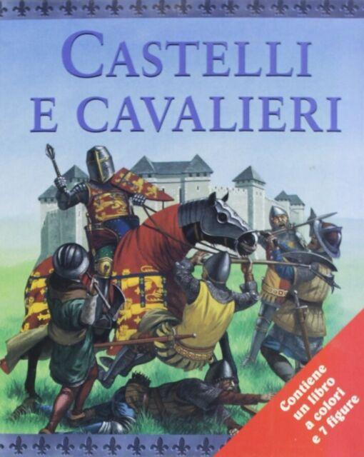 Librogioco castelli e cavalieri - [Edizioni Gribaudo]