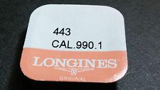 Longines 990.1 443 with screw