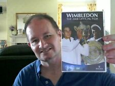 WIMBLEDON 2008 THE OFFICIAL FILM DVD PERFECT BIRTHDAY GIFT FREE UK POST
