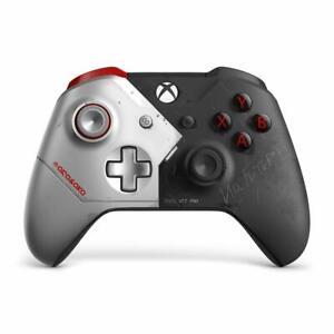 Xbox Wireless Controller – Cyberpunk 2077 Limited Edition - WL3-00141