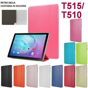 Custodia Protettiva Slim Cover Tablet Samsung Galaxy Tab A 10.1 2019 T510 T515