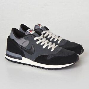 super popular bc385 6de3f Canada Men s Nike Air Epic Anthracite Cool Grey Sail Black Shoes Size