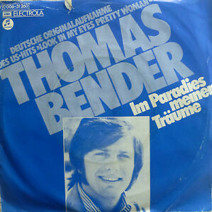 7-034-1973-CV-MINT-THOMAS-BENDER-Im-Paradies-der-Traume