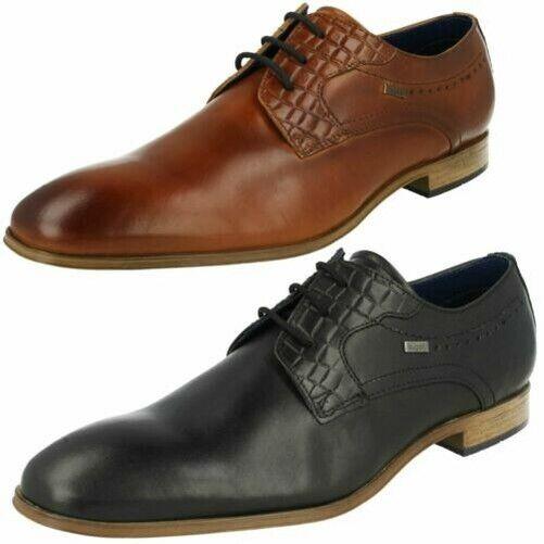 Bugatti Zapatos Formales para Hombre 311-25202