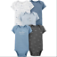 thumbnail 2 - Carters Bodysuits Baby Boys Short Sleeve, Sleeveless, Unisex Sets New