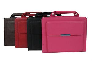 Purse-Handbag-Style-Leather-Folio-Case-for-iPad-2-3-4-Pink-Fashion-Chic-Luxury