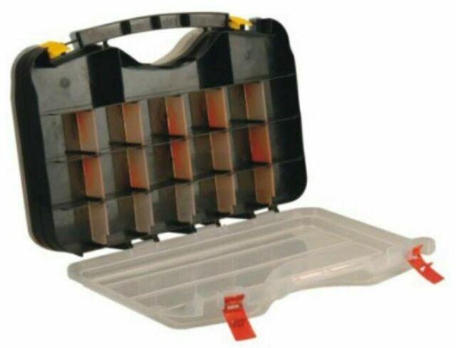 Draper Redline 67785 Plastic Storage Box 300x 40x95mm