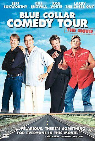 Blue Collar Comedy Tour The Movie DVD, 2003  - $0.99