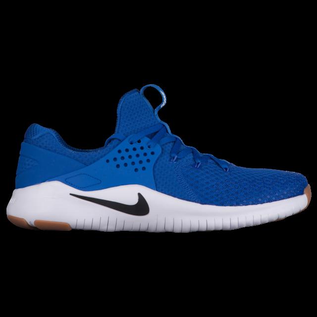 Nike Free TR V8 Mens Cross Training shoes 11 Game Royal White