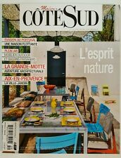 Maisons Cote Sud L'esprit Nature Aix En Provence Avril May 2016 FREE SHIPPING