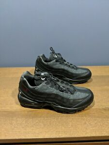 "promo code b98bc 8f446 Details about Nike Air Max 95 NRG ""Jacket Pack"" Men's sz 12 Black Team Red  AT6146 001"