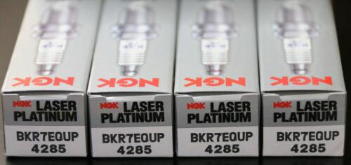 4 BKR7EQUP Zündkerze Denso K22PBR-S PK22PR-L11S PK22PRL11S Honda 98079-5714H NEU