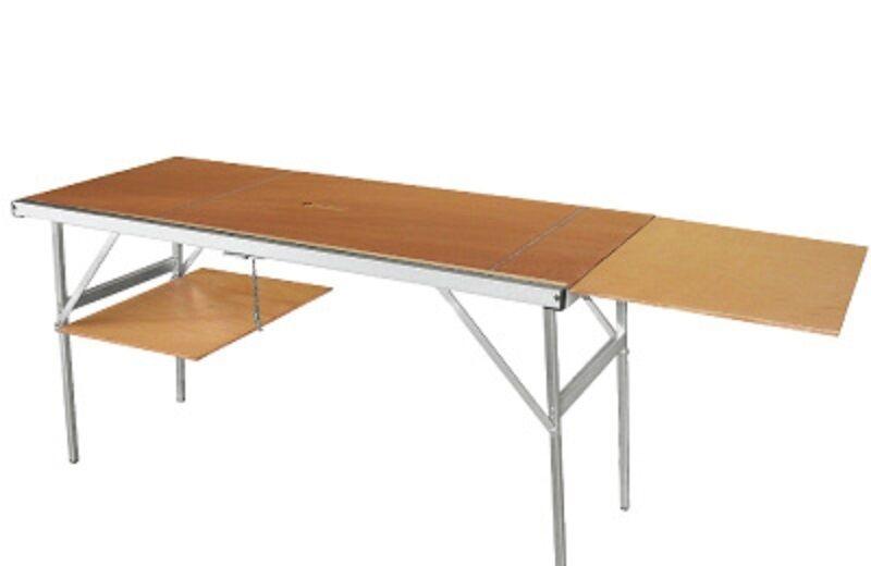 Tischverlängerung 50x60 cm zu Gerätetisch Bärschneider