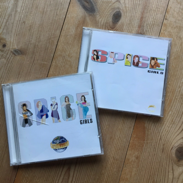 "Spice Girls: Spice Girls & Spice World, pop, ""I'll tell you…"