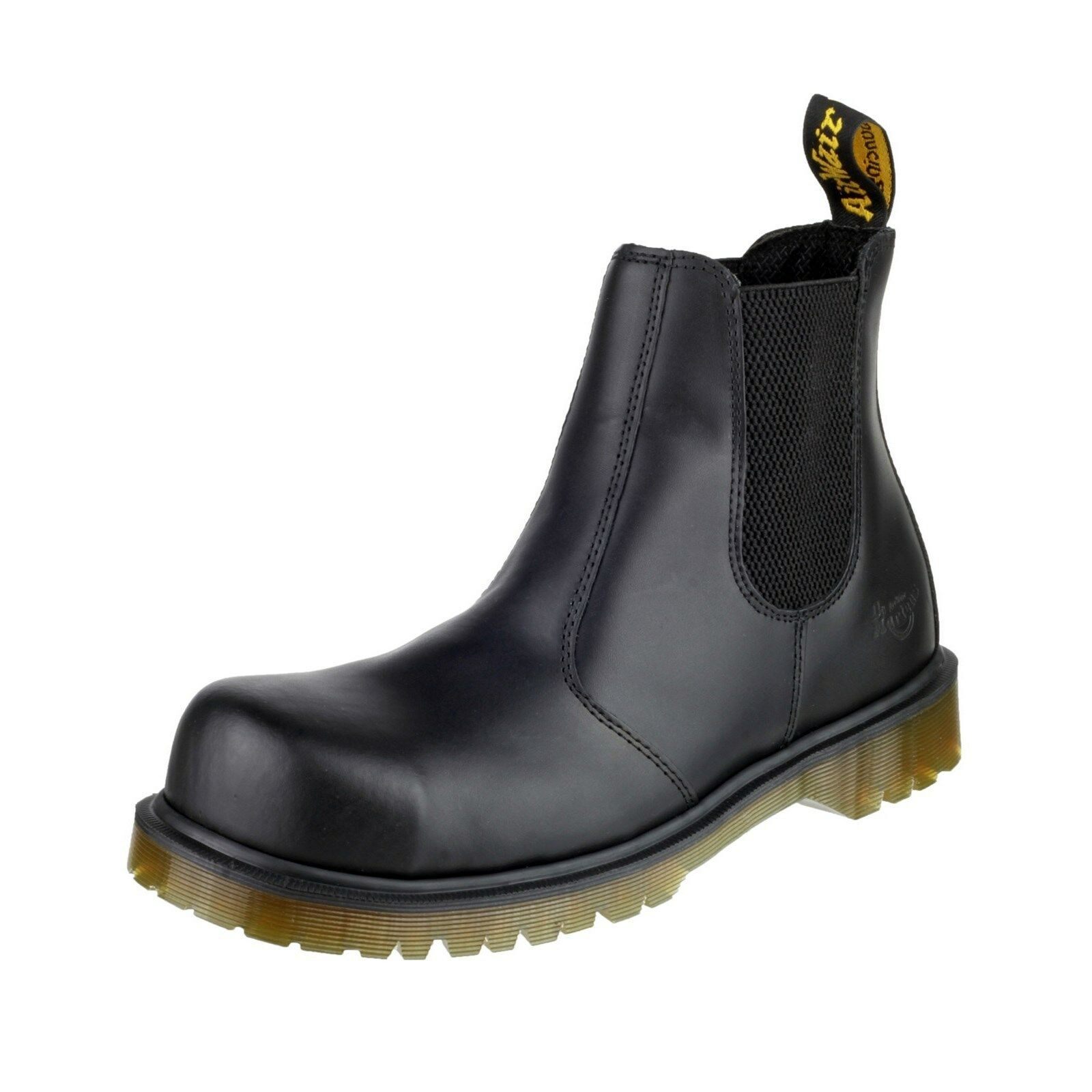 Dr Martens FS27 Mens Safety Stiefel Industrial Chelsea Dealer Leather Work schuhe