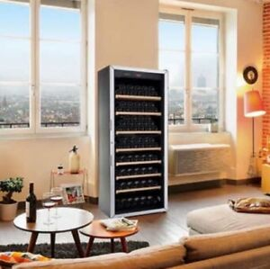 Artevino Ii By Eurocave 200 Bottle Wine Cellar From France Made In