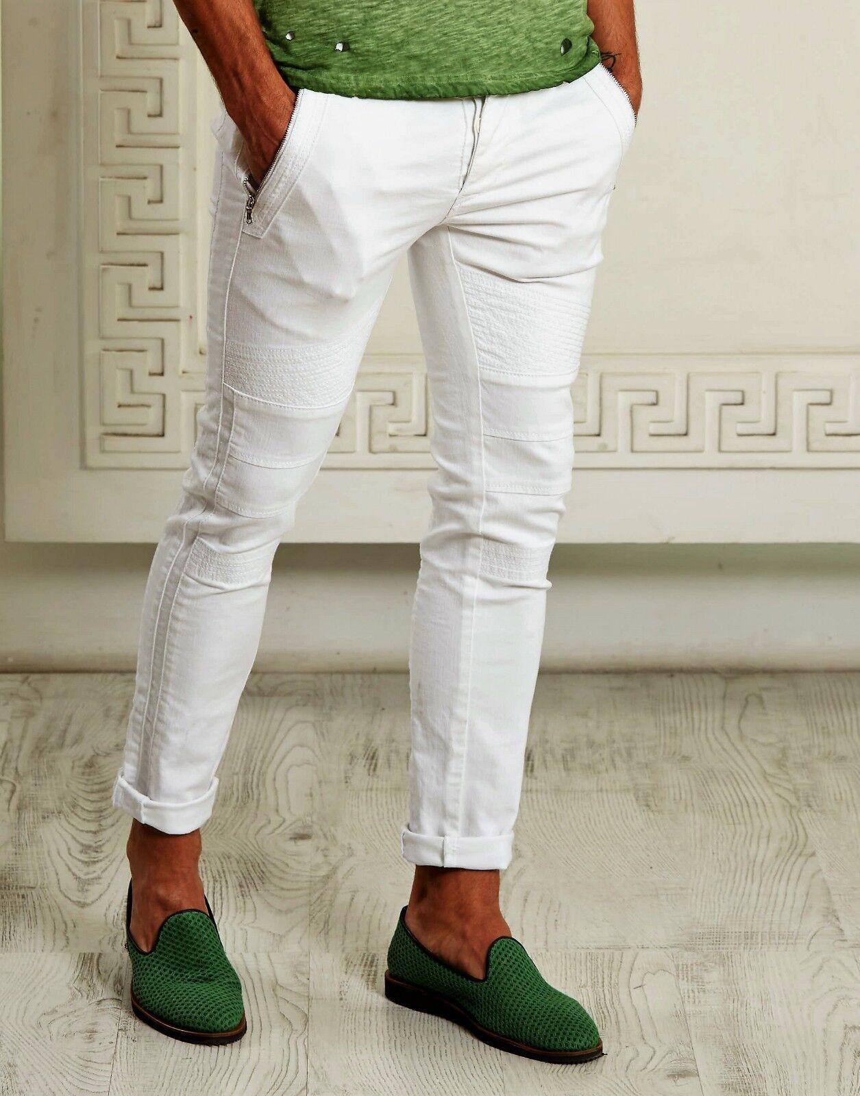 Mondo Men's fashion WHITE