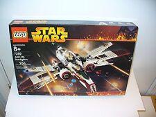 LEGO Star Wars ARC-170 STARFIGHTER Set 7259 New Sealed Rare Clone Pilot Minifigs