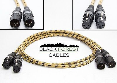 Sommer Cable Club Series MKII Vintage Style mit HICON XLR 2x0,75m