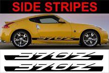 nissan 370z side stripe decals stickers