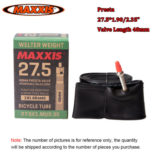 "1PC MAXXIS M333 27.5/"" Tire 60TPI Inner Tube 1.90//2.35/"" MTB Bike Wheels Rim Tyre"