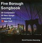 Five Borough Songbook (CD, Mar-2013, 2 Discs, GPR Records)