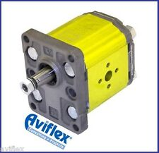 Hydraulikpumpe 10A4,2X302  linksdrehend 250 bar Flachzapfenwelle