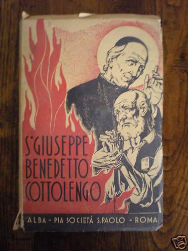 (torino - Religione) S. Giuseppe Benedetto Cottolengo