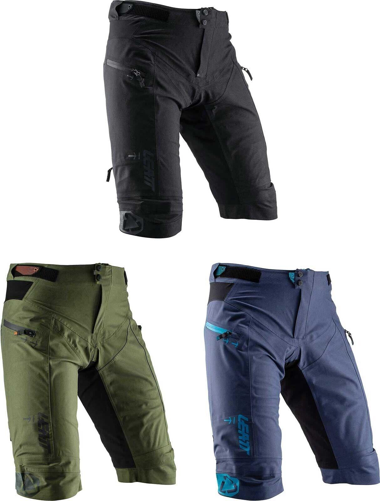 Leatt DBX 1.0 Adult Off-Road BMX Cycling Shorts