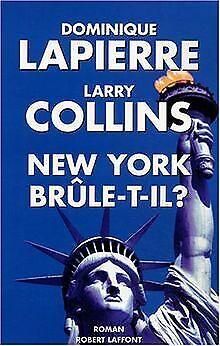 New-York brûle-t-il ? von Dominique Lapierre | Buch | Zustand gut