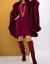 Mantella-Poncho-donna-eco-pelliccia-elegante-giacca-Copriabito-Cappotto-Giubbino miniatura 13