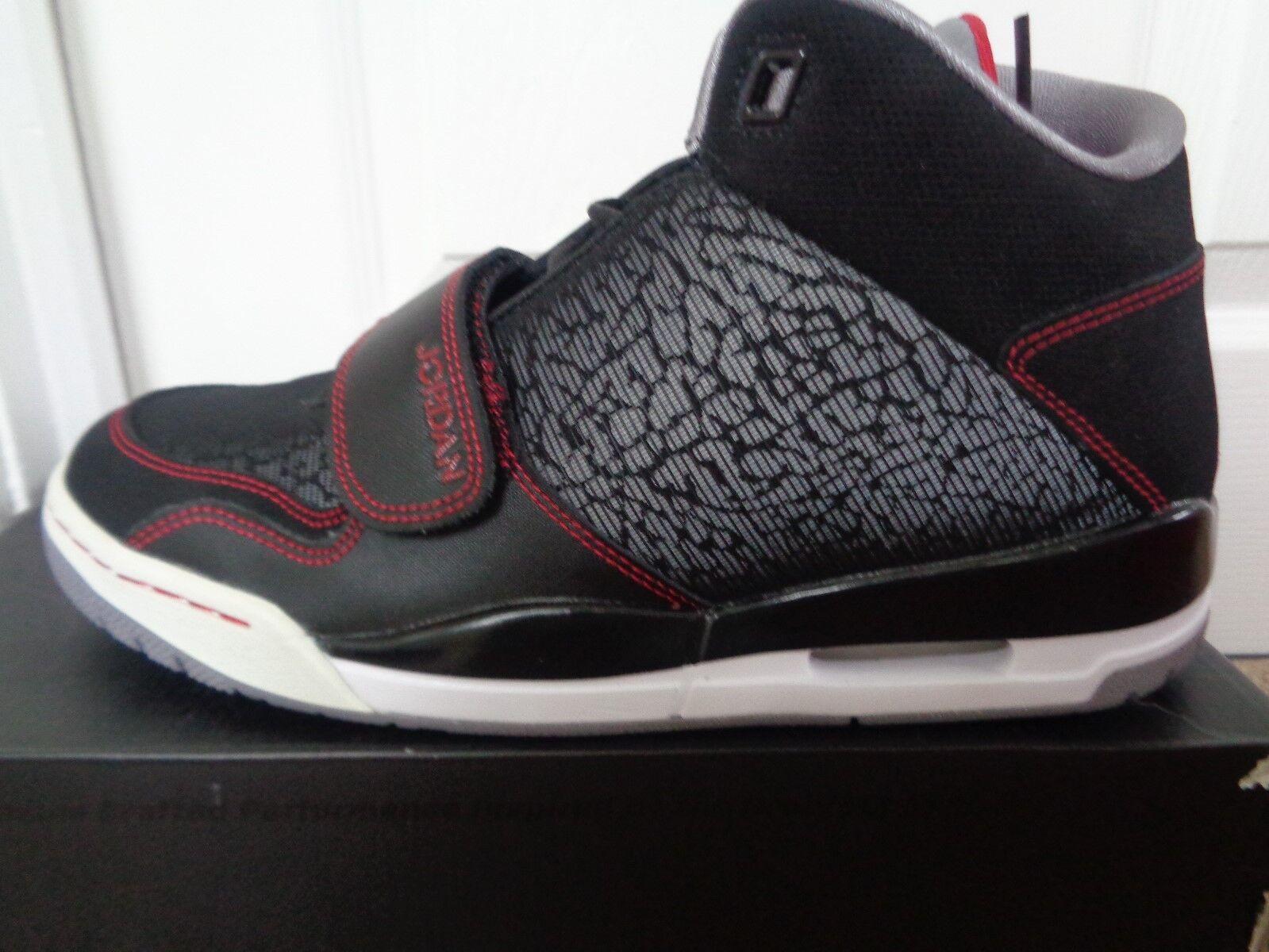 Nike Jordan FLTCLB 90'S trainers sneakers 602661 004 uk 7.5 eu 42 us 8.5 NEW+BOX