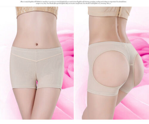 Butt Lifter Body Shaper Bum Lift Pants Buttocks Enhancer knickers Booty Push Up