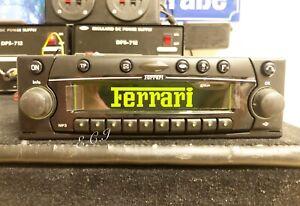 Genuine Usa Ferrari F430 360 Becker Be6105 Online Pro Navigation Mp3 Cd Radio Ebay