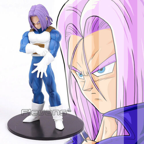 Anime Dragon Ball Z Jouets Torankusu Trunks Figure Figurines Statues 17cm
