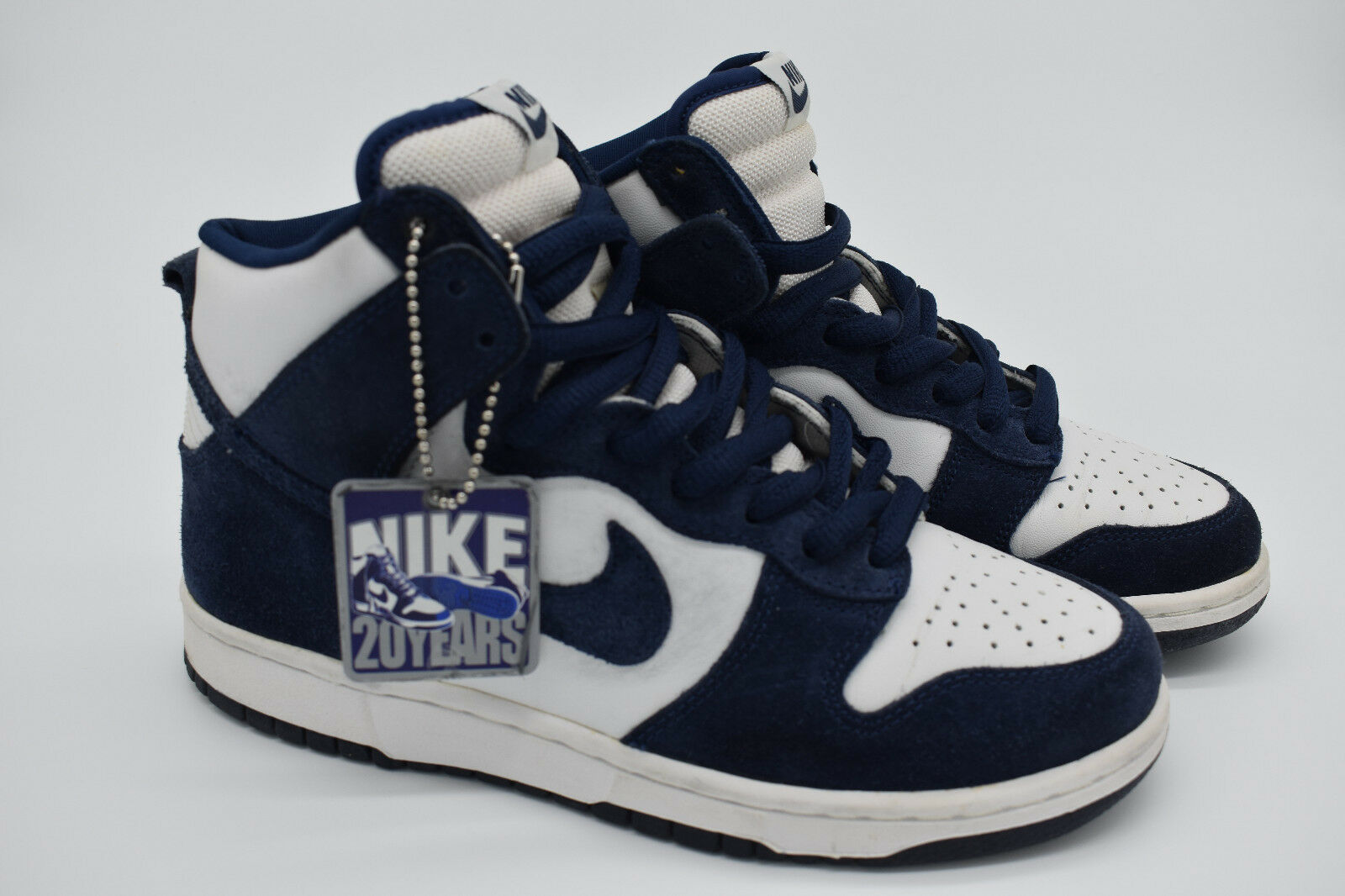 Nike Dunk High SB Be True to Your School 20th Anniversary Villanova  - Size 6 US