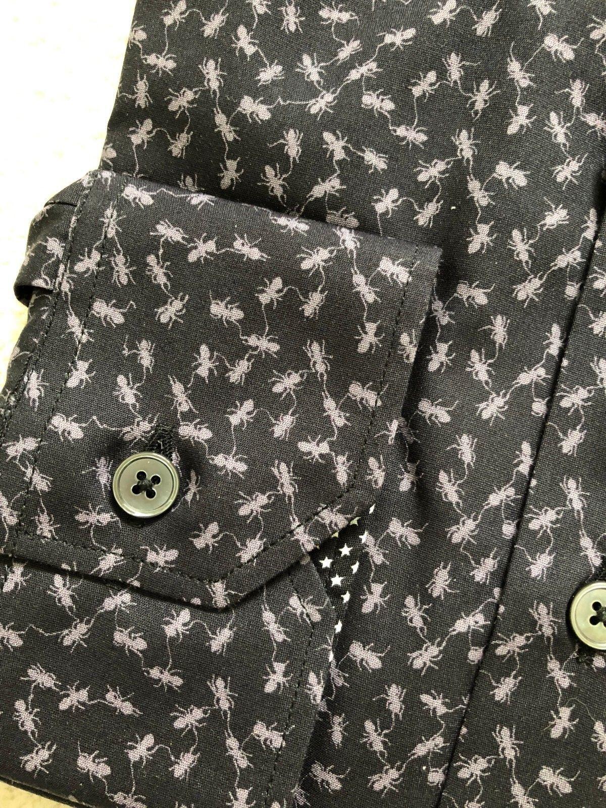 Paul Smith  Long Sleeve Formal TAILGoldt fit fit fit Shirt  ANT design -   | Produktqualität  22c38c