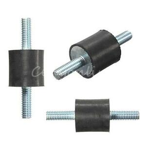 New-Threaded-Rubber-Vibration-Isolator-Mounts-1-4-20-3-4-034-x-3-4-034-M6-20-x-20mm
