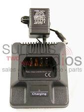 NEW CHARGER FOR MOTOROLA RADIUS P1225 GP300 P110 GTX800 GTX900 GP350 LTS2000