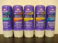5-pack Aussie 3-minute Miracle Hair Conditioner Moist Shine Strong Smooth Color