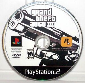 Grand-Theft-Auto-III-Sony-PlayStation-2-2003-PS2-GTA-3-Three-Black-Label