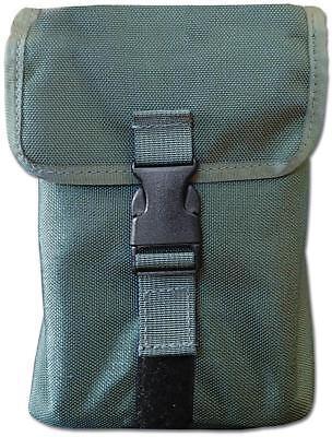 ESEE Logo School of Survival Black Adventure Pocket Survival Kit Empty Tin 2284